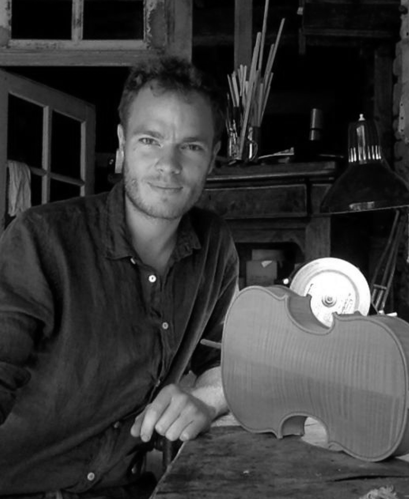 Luthier Benoit Bonten
