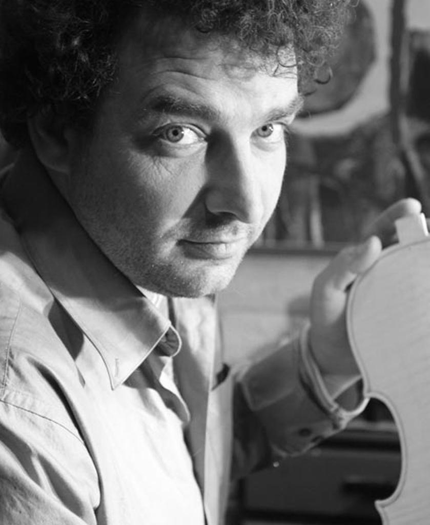 Luthier Wolfram Neureither