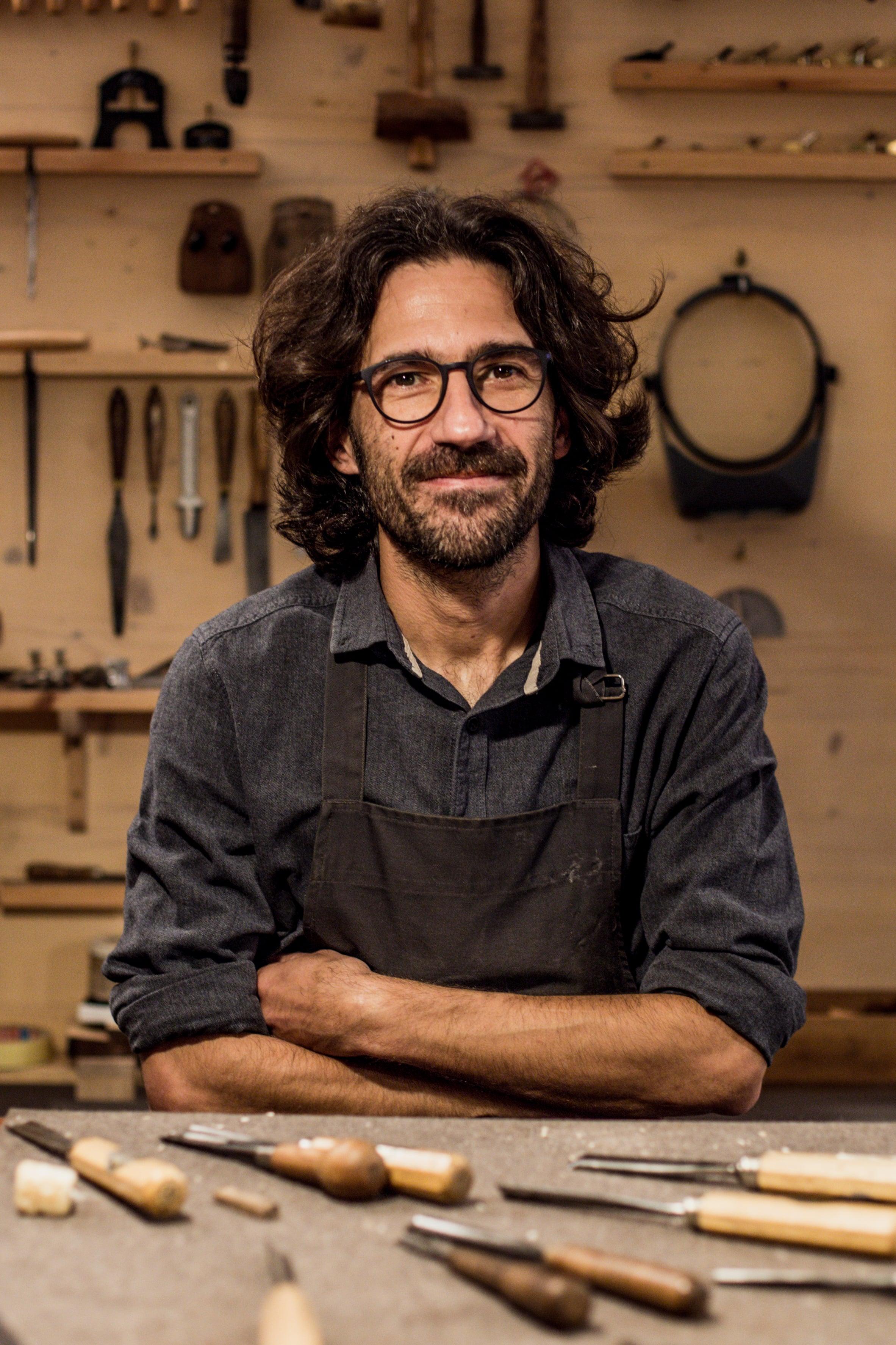 Luthier Eduard Bosque