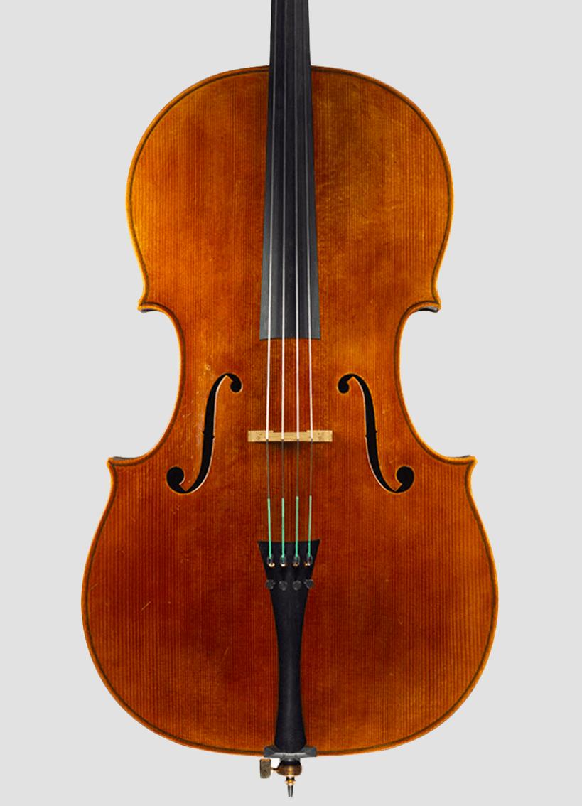 Cello Nicolas Gilles 2020