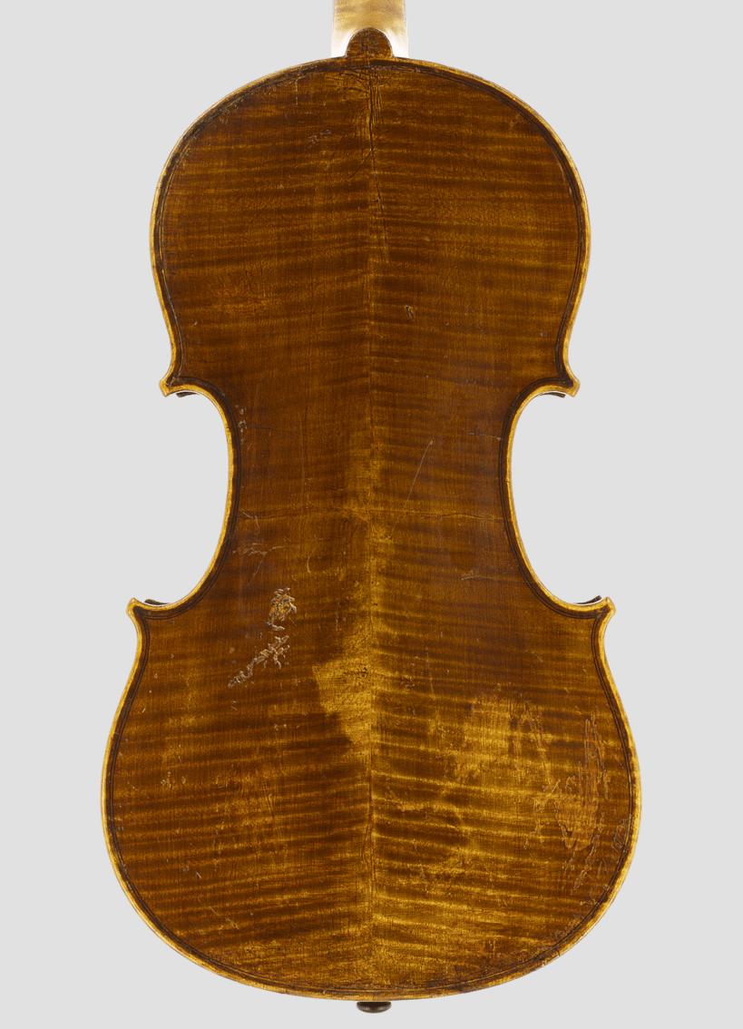 Violin escuela francesa